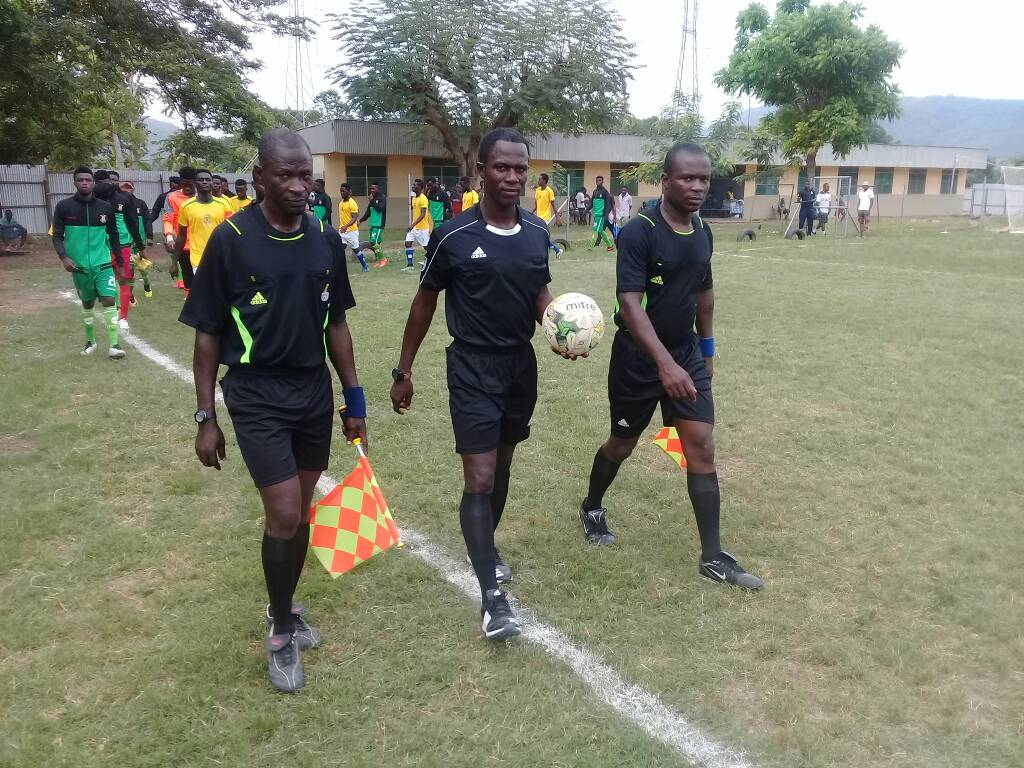 Match Officials for Division One League Matchweek 11
