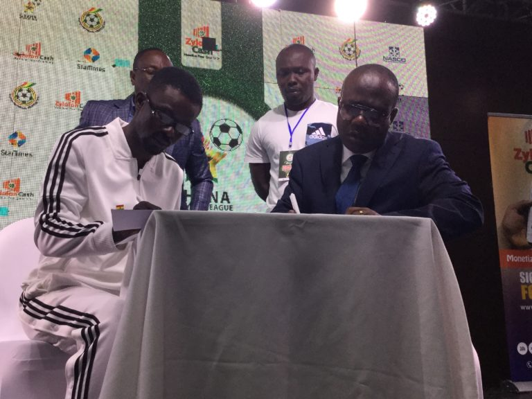 GFA SEALS MEGA PREMIER LEAGUE  DEAL WITH ZYLOFON CASH