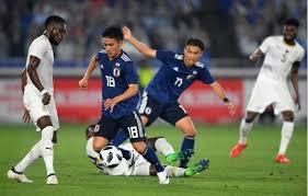 Black Stars beat Japan 2-0 in international friendly