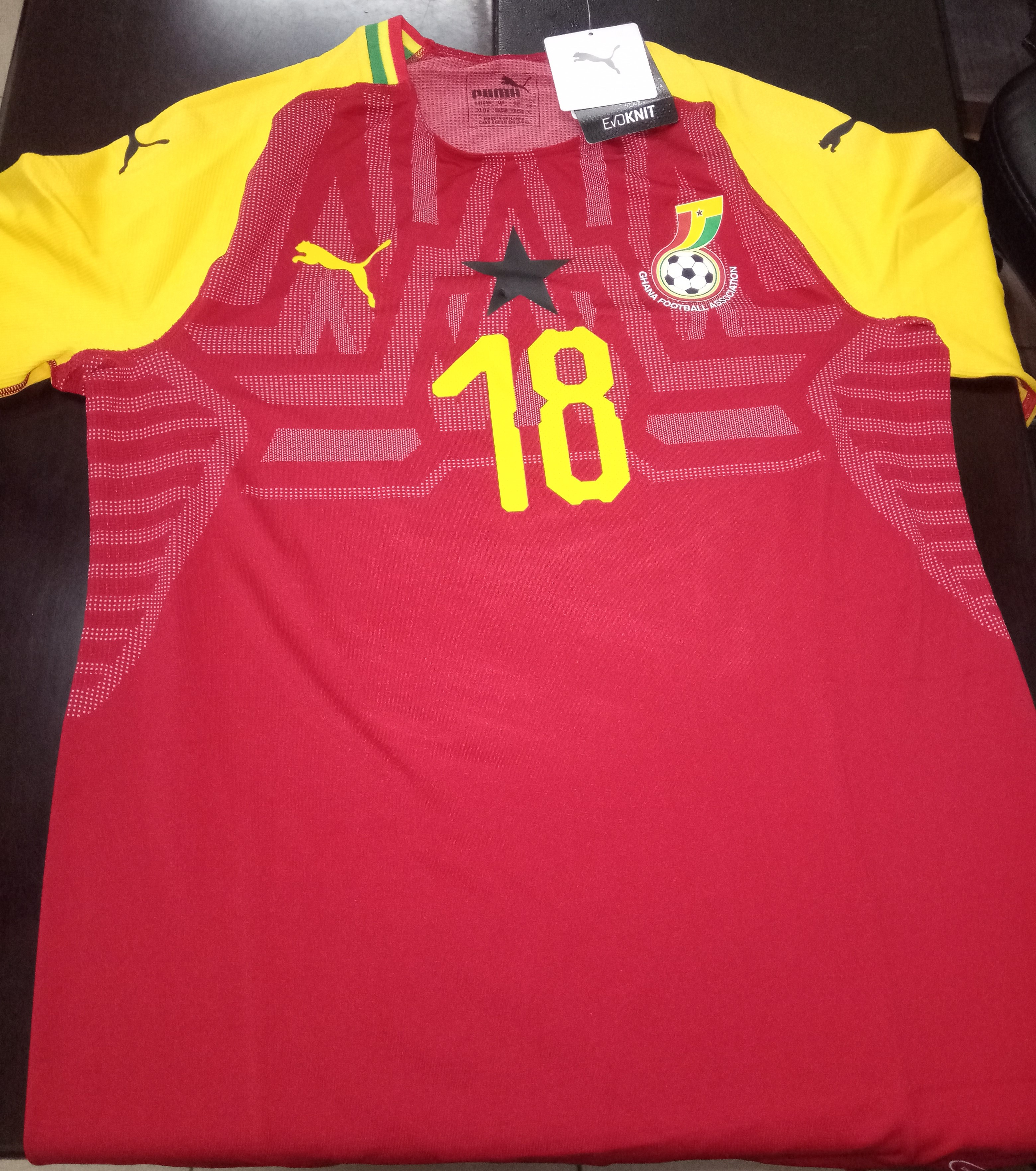 Black Satellites to outdoor new Ghana jersey in AYC qualifier against Algeria on Friday