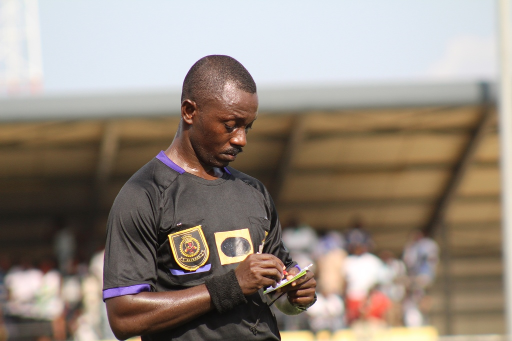 Match Officials for Zylofon Cash Premier League Day 13 games