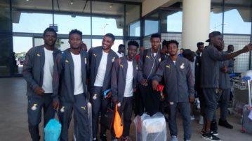 Black Satellites host Algeria in AYC qualifier on Sunday