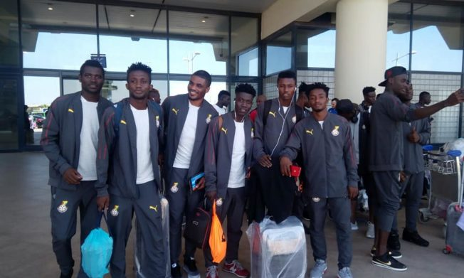 Black Satellites host Algeria in AYC qualifier on Sunday