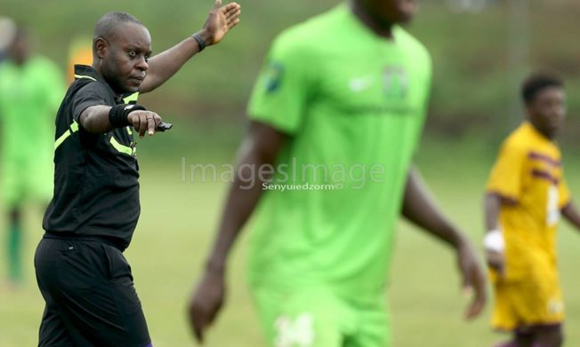 Match officials for Ghana Premier League Day 11
