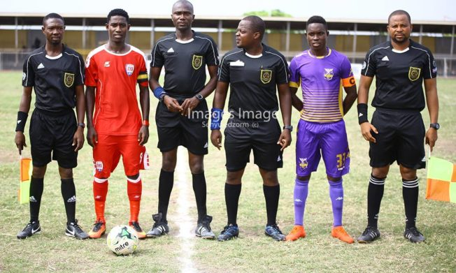 Match officials for Zylofon Cash Premier league Day 14