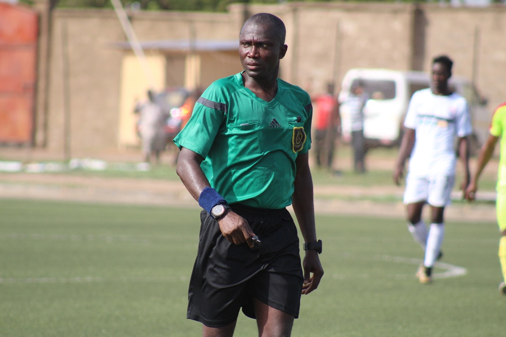Match Officials for DOL Week 13 games