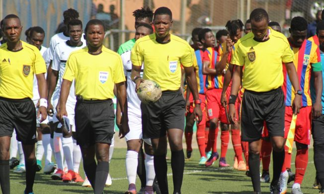 Match Officials for this weekend's MTN FA Cup Round of 32 matches