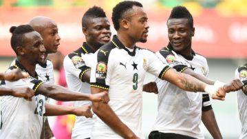 AFCON 2019 Qualifiers: Black Stars XI Vs Ethiopia
