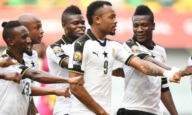 AFCON 2019 Qualifiers: Black Stars XI Vs Ethiopia