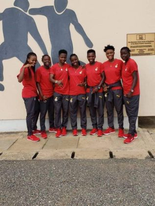 Black Queens XI for Saturday's pre- AWCON against Zambia