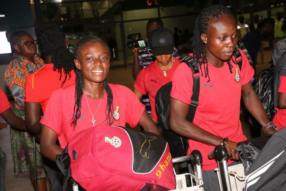 Black Queens in Zambia for pre-AWCON friendly match