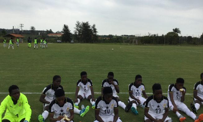 Black Maidens lose to Cameroon in cooperation training game