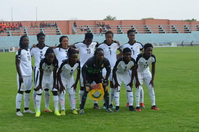 Queens beat South Africa to round off AWCON preparations