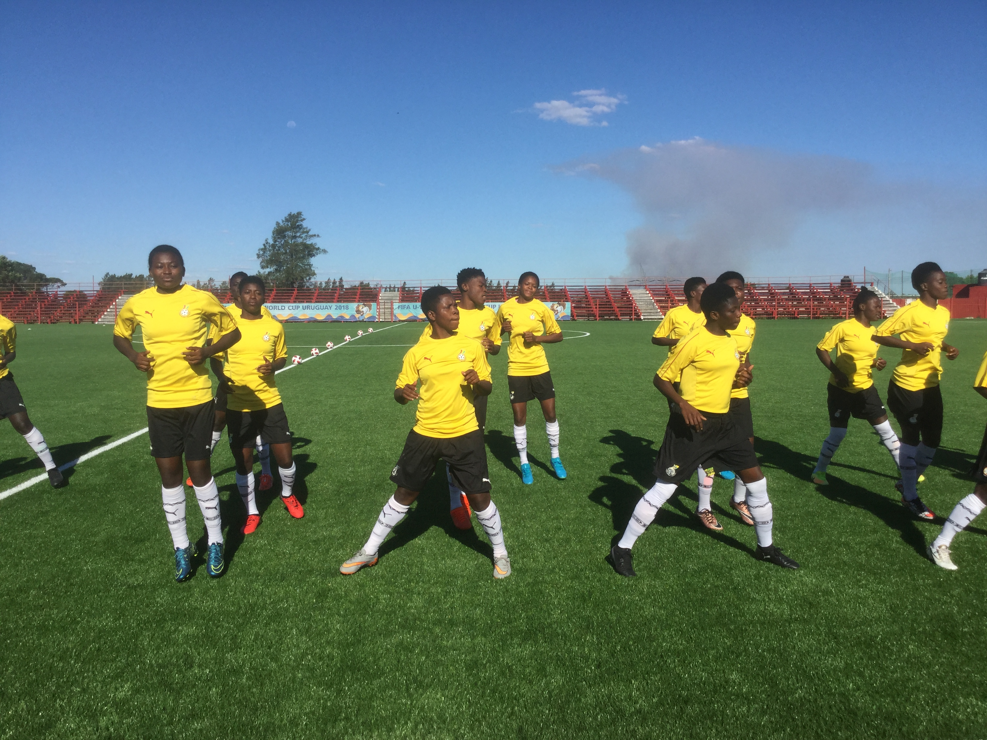 Black Maidens to arrive in Accra on Wednesday