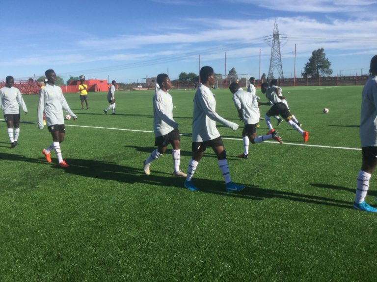Black Maidens begin preparations for New Zealand match