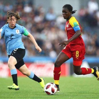 Mukarama grab hat trick as Ghana beat 5-0 in U17WWC opener