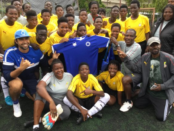 Black Maidens to end training tour in São Paulo, set to arrive in Uruguay on Thursday
