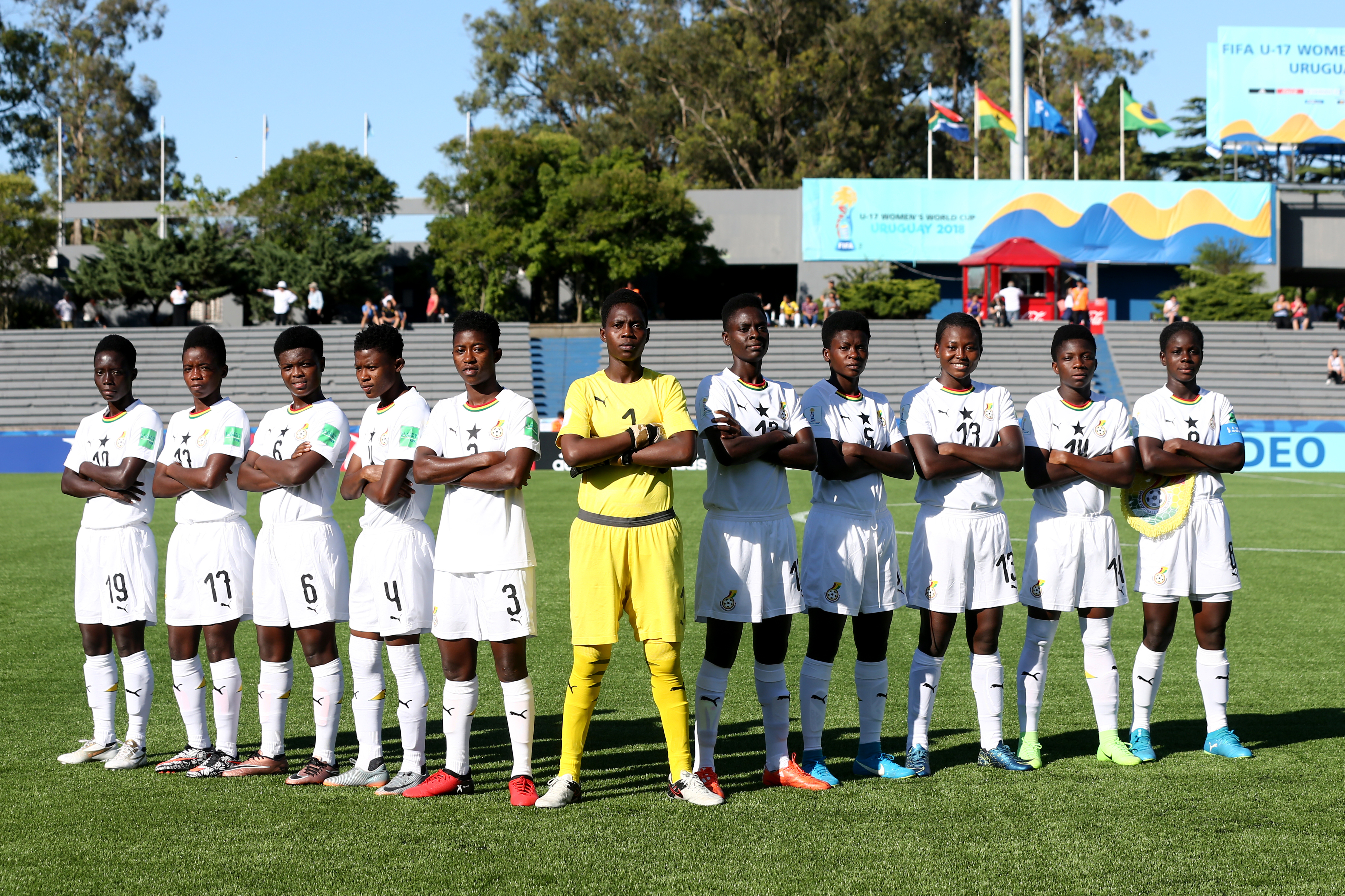 U17WW: Ghana XI for quarterfinals clash against Mexico