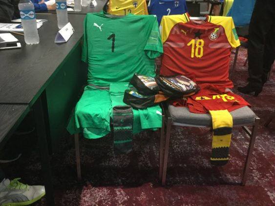 Black Maidens to wear Red jersey for Group opener against Uruguay