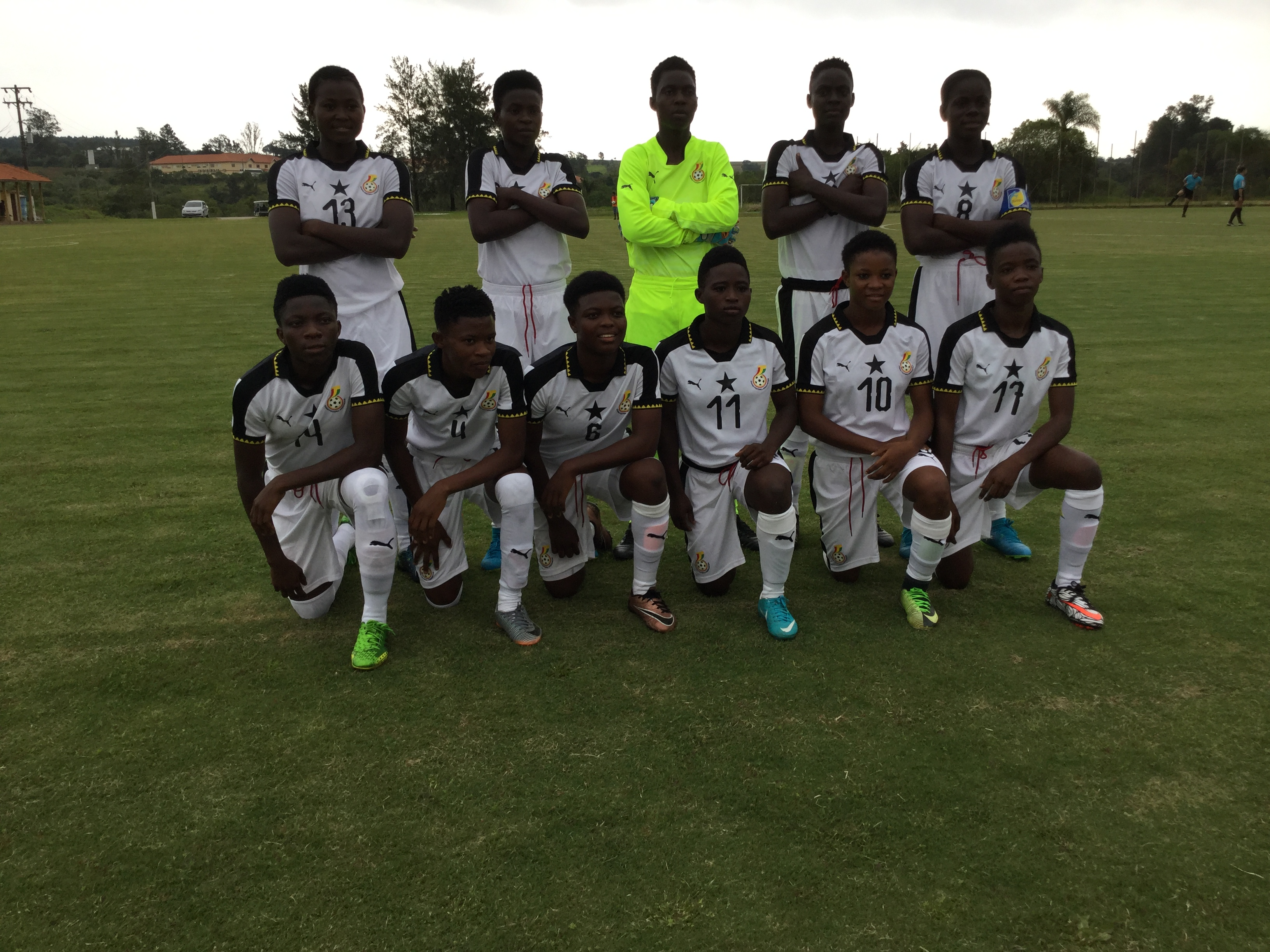 We are ready for the World Cup-  Mukarama Abdulai declares