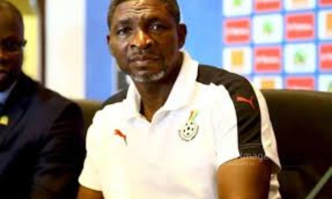UPDATE: Coach Maxwell Konadu revises Black Stars 'B' squad for Namibia friendly