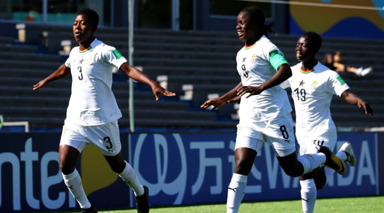 Black Maidens beat Finland to book place in U17 WC quarterfinals