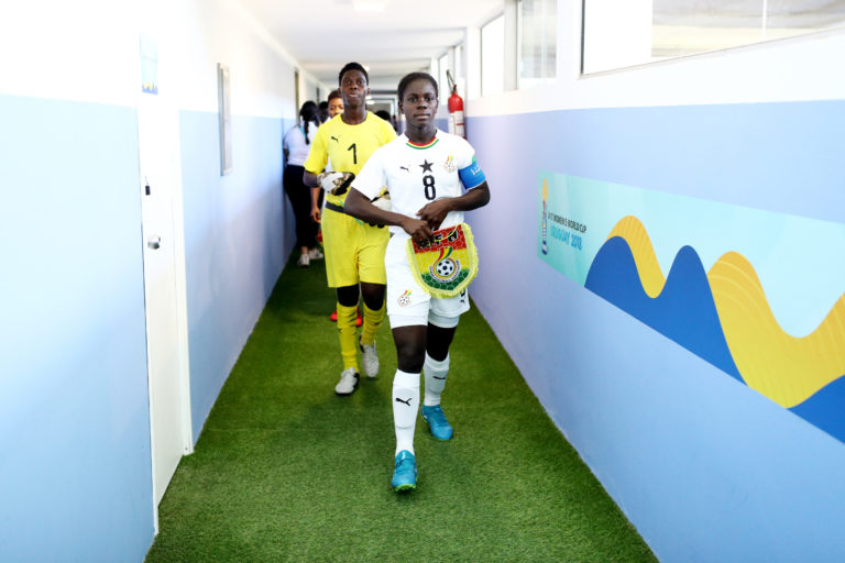 Normalization Committee congratulates Black Maidens Captain Mukarama Abdulai
