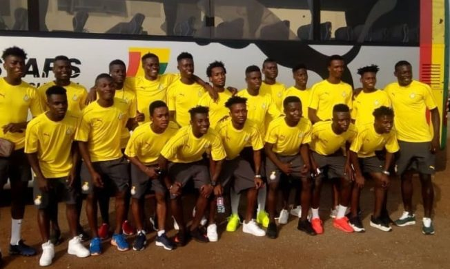 Black Satellites to face Senegal, Mali & Burkina Faso in 2019 AYC
