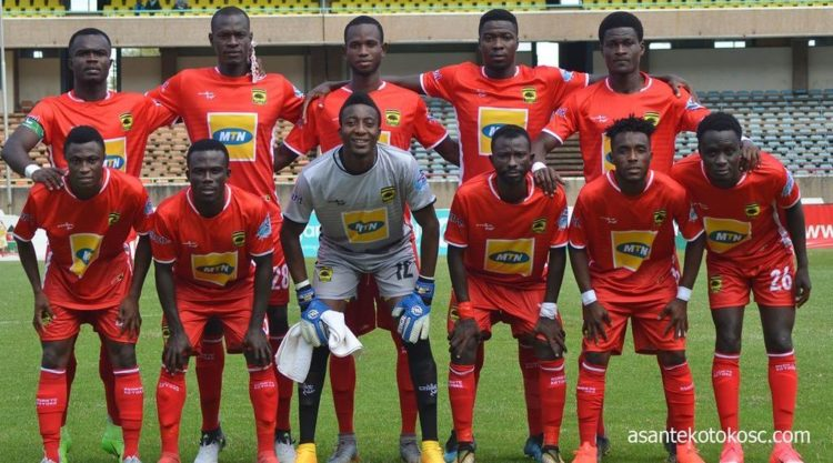 Message of Goodwill to Kumasi Asante Kotoko SC