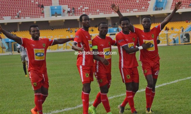 Asante Kotoko advance to final round of CAF Confed Cup prelims after beating Kariobangi Sharks