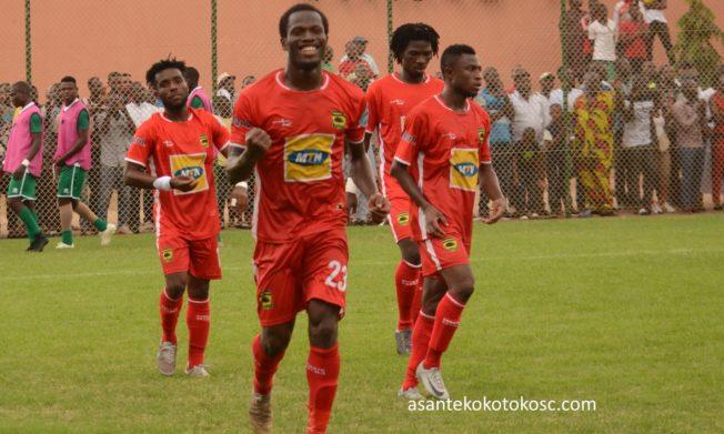 Impressive Asante Kotoko stun Coton Sport in Cameroon