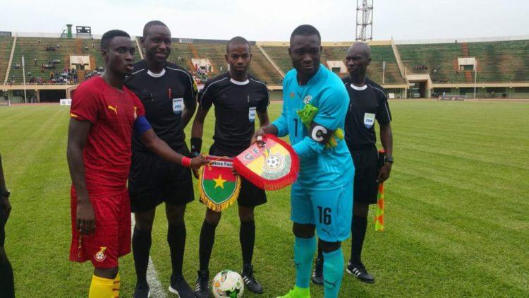 2020 CHAN Qualifiers : Ghana to play neighbors Burkina Faso