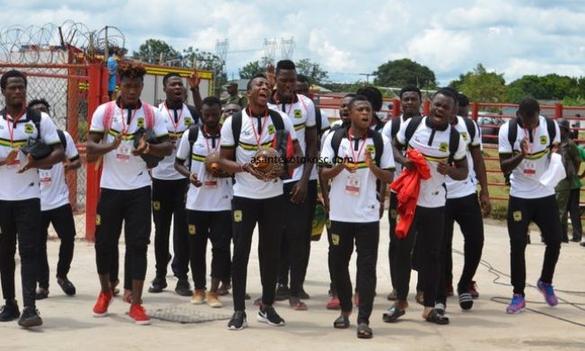 Normalisation Committee backs Kotoko for victory