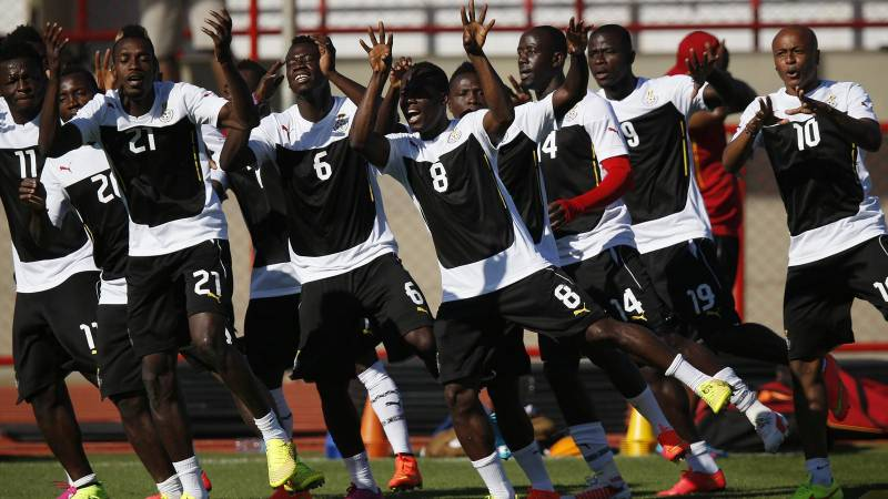 Accra to host international double-header