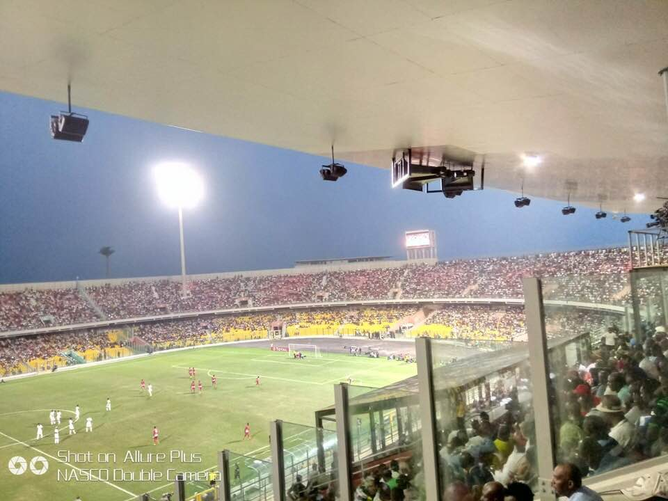 Normalisation Committee congratulates fans for supporting Black Stars & Black Meteors
