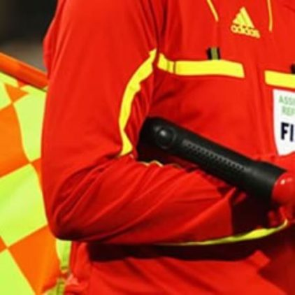 Match Officials for GFA NC Special Women's Competition Day One