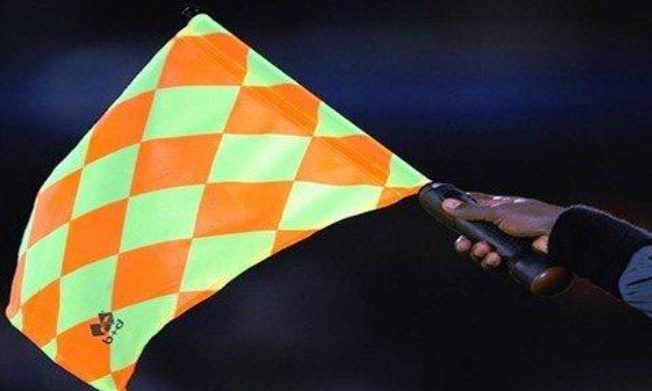 Three referees handed temporary suspensions over alleged bribery allegations