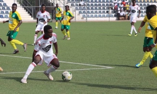 Kotoko held at Berekum while Hearts beat Inter Allies away