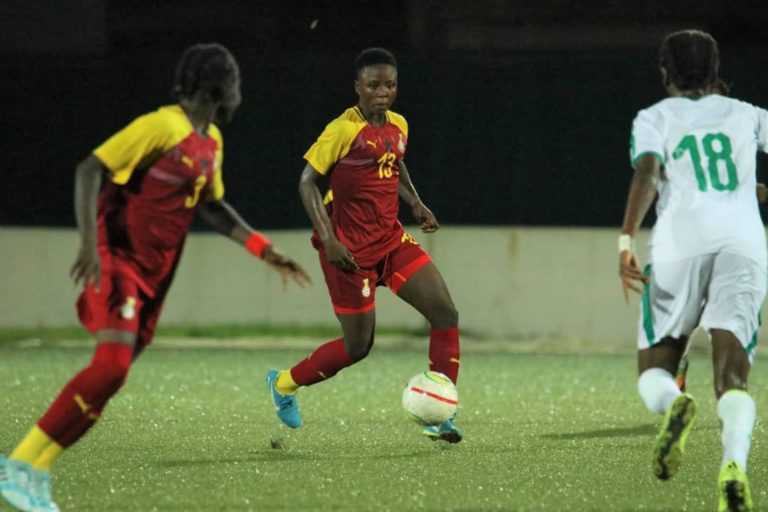 Black Queens thrash Togo 6-0 in WAFU Championship Group A match
