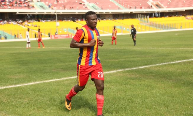 Kotoko return to winning ways as Hearts extend lead in a premier B