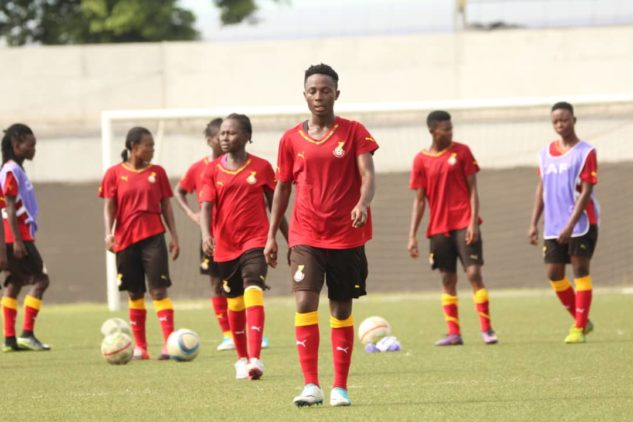 Black Queens through to semis of WAFU Women's Championship
