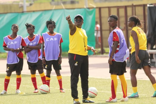 Black Queens starting X1 for Friday's WAFU championship game against Togo