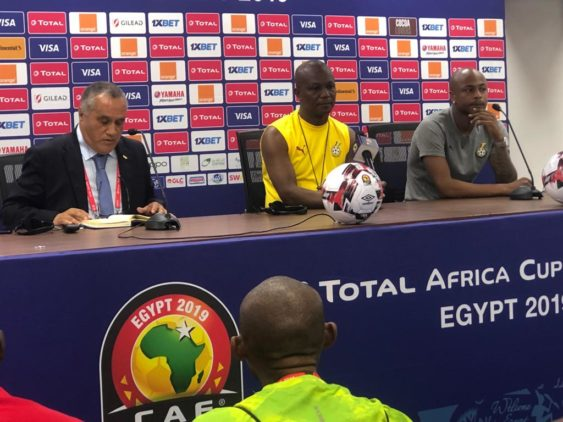 Coach Kwasi Appiah: This is the Best Black Stars Camp Ever