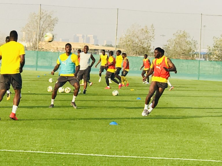 2019 Africa Cup of Nations: Black Stars set to return to training routine on Tuesday evening