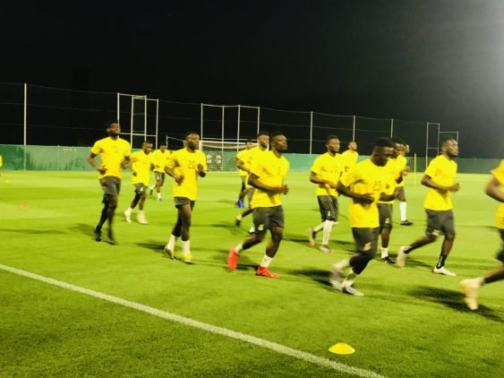 Black Stars begin preparations for 2019 AFCON