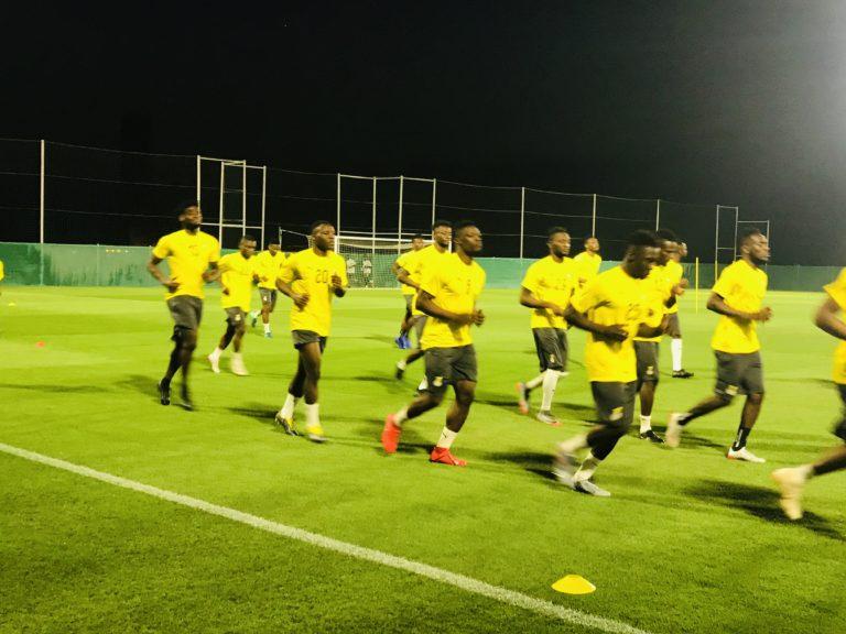 Black Stars begin preparations for 2019 AFCON