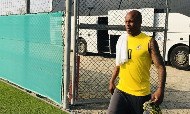 Video: Andre Ayew on Blacks Stars camping & expectations for AFCON 2019