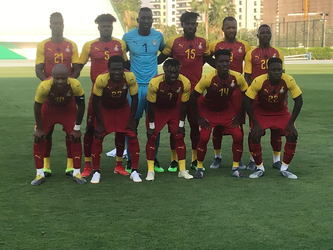 PRESS RELEASE: PROGRAM LINE UP FOR BLACK STARS' AFCON 2021 QUALIFIER WITH SOUTH AFRICA IN CAPE COAST