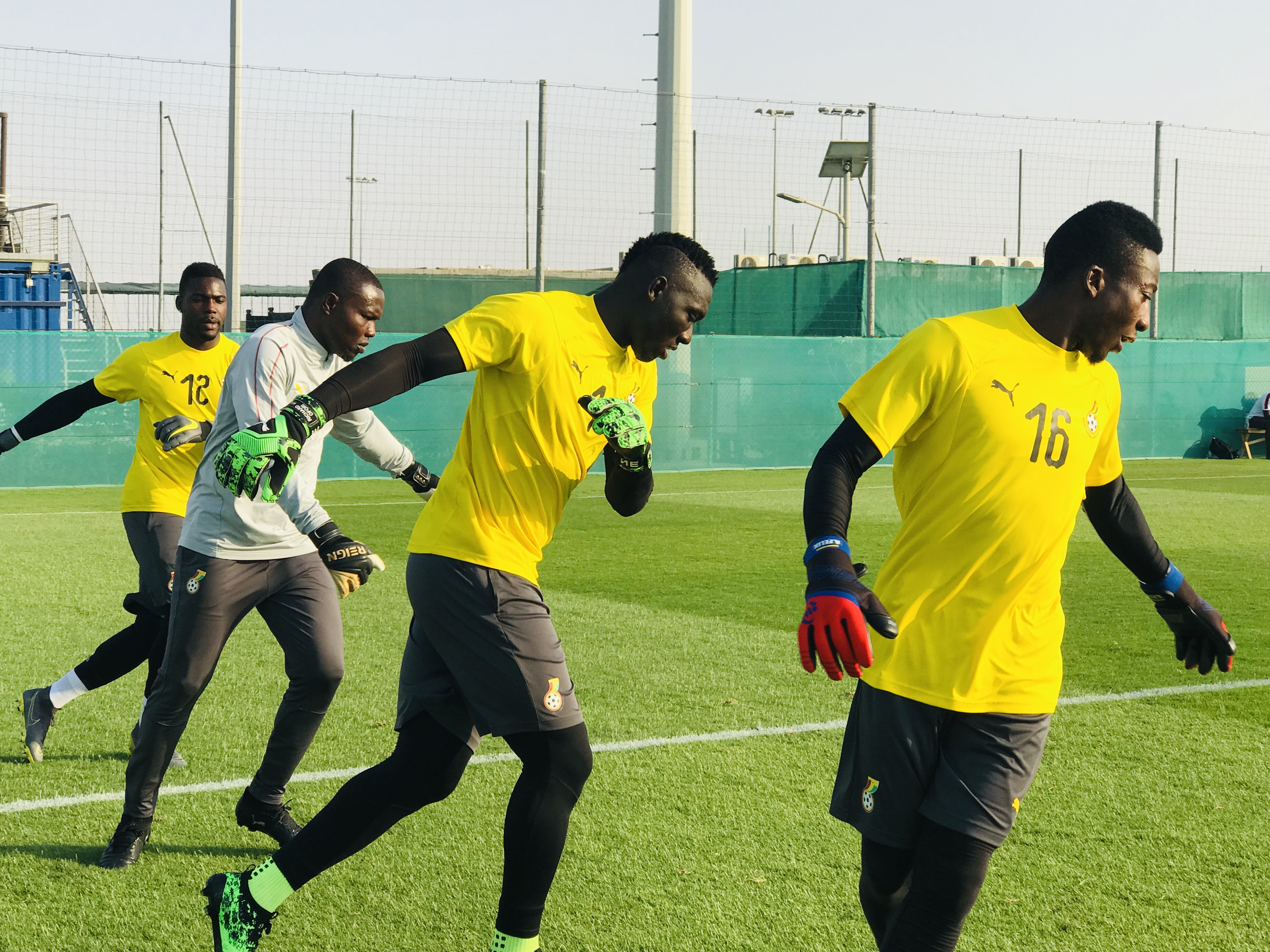 Omani referees to handle Black Stars vs Namibia friendly on Sunday