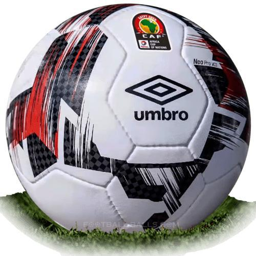 Black Stars receive official match balls for AFCON 2019